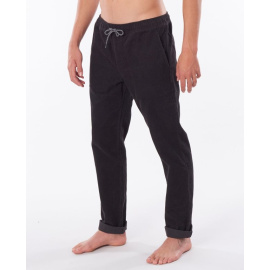 Kalhoty Rip Curl SWC CORD PANT  Washed Black