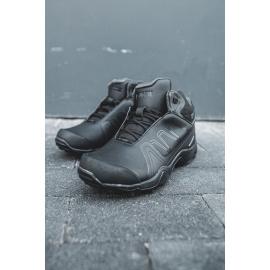 Men's Trekker Boots Big Star Black EE174458
