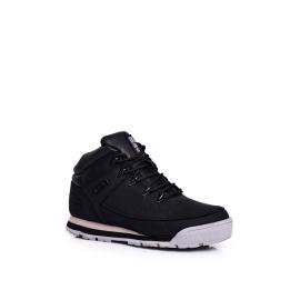 Women's Trekker Shoes Big Star Black GG274498