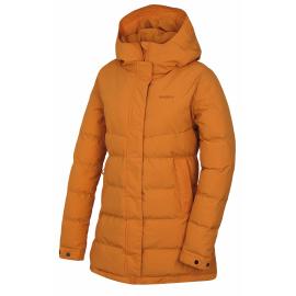 Dámský hardshell plněný kabátek   Nilit L tl. oranžová