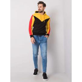 LIWALI Jasnoniebieskie jeansy męskie z przetarciami