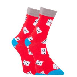 Veselé ponožky Dots Socks domino (DTS-SX-409-W)