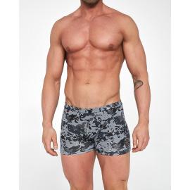Pánské boxerky Cornette Military vícebarevné (295/01) L