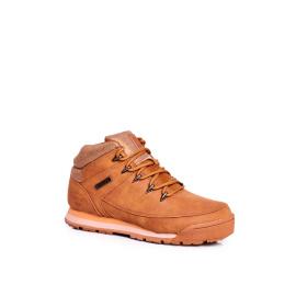 Women's Trekker Shoes Big Star Camel GG274497