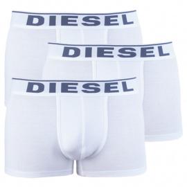 3PACK pánské boxerky Diesel bílé (00ST3V-0JKKB-E4124)