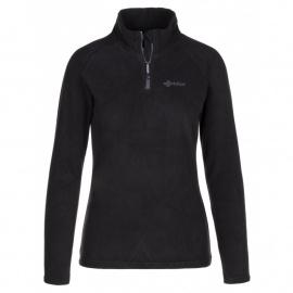 Women's fleece sweatshirt Almagre-w black - Kilpi